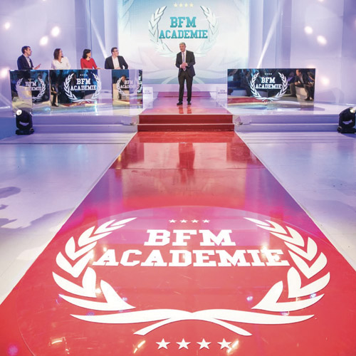 PARIS FASHION SHOPS x BFM